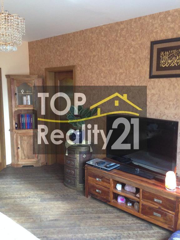 Predaj, krásne zariadený 3 izbový byt, Dlhé Diely, Loggia, 78,71 m2
